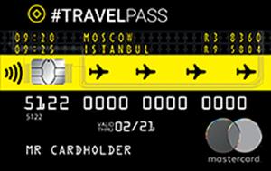 Карта с овердрафтом #TRAVELPASS от Европа Кредит Банка