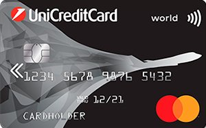 Air Mastercard от ЮниКредит Банка
